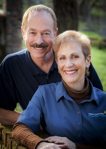 Steve & Carol Bornstein operate Crystal Clear Pools in Marin County, California.